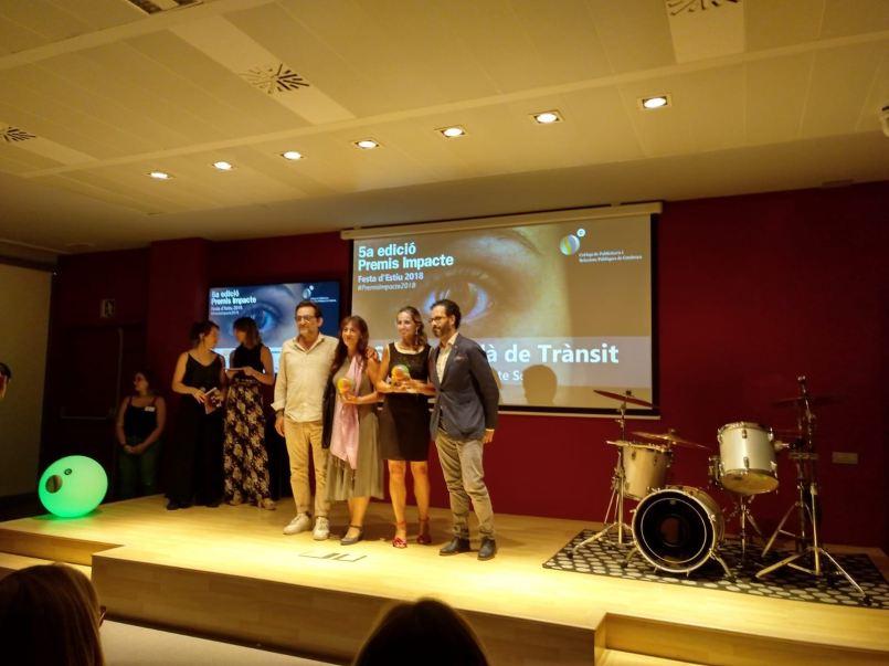Premis impacte guanyadors SCT